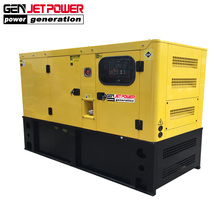 30kw Weifang Ricardo generator 30kva silent enclose type single phase 50Hz 220V