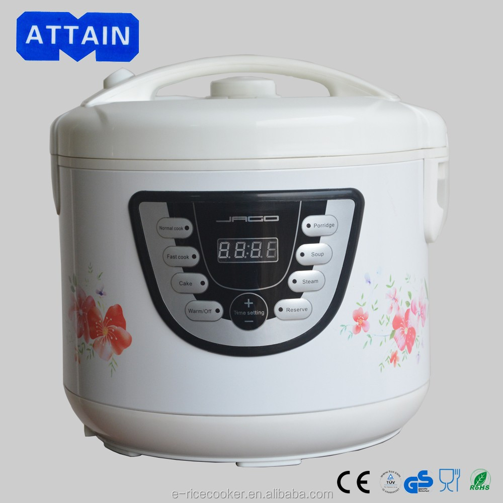 8 in 1 electric multi rice cooker with GS CE RoHS certificate