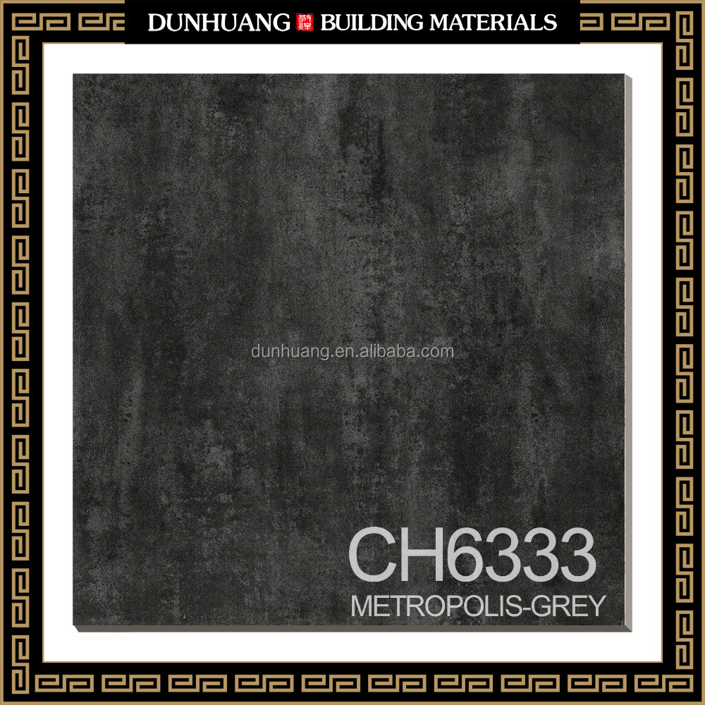 gres porcelain chinese black tile saw