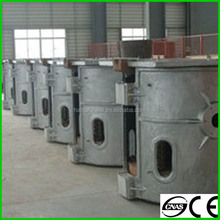 Industrial 5 ton medium frequency induction melting furnace with CE