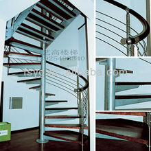 Outdoor stainless steel Spiral Staircase Price metal