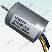 200rpm 6v solar small brushless electric generator motor