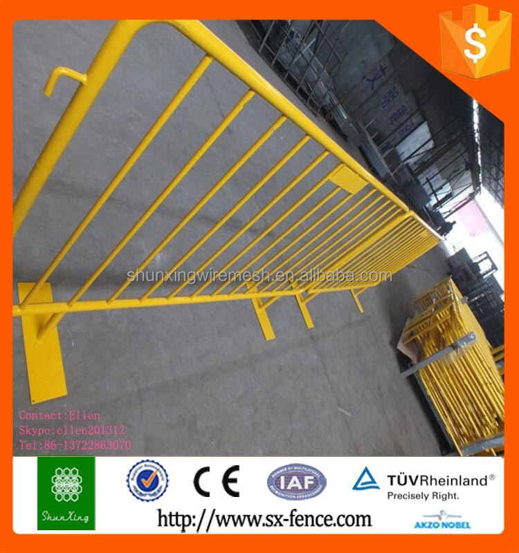 Bank Queue Line Control Barrier/Pedestrian Crowd Control barrier Made in China!!!