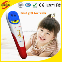 Multilingual and Multi-functional Sonix OID Reading Pen with MP3 Recording Talking Pen