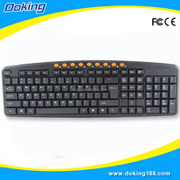 Pc Wired Multimedia Keyboard For Windows