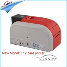 Automatic pvc card printer and embossed machine with multicolor for sales