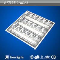 ceiling grille lamp 4x18w