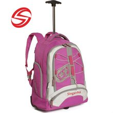 2012 Laster Cool Trolley Bags For School With Girls