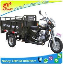 150cc super moto gasoline cargo three wheeler motorccle tricycle