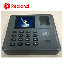 Realand A-F271 Biometric Fingerprint Time Attendance System Biometric Time Clock with RFID Card Time Attendance Record