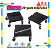 Powder Coated Frame Finishing and Metal Frame Material gardening crisscross plant mover