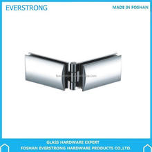 Everstrong shower room accessoriesST-B012 brass glass to glass shower glass door hinge