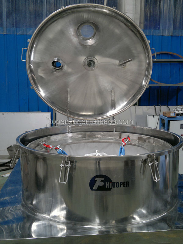 PSD type bag hoist discharge centrifuge price