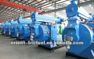 Professional Working MZLH Series Wood Pellet Mill Industry Use MLZH420-daivy