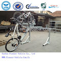 2014 Steel Hot Galavanized Double Decker Bike Rack/Bicycle Rack(ISO approved)