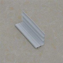 China pvc manufacturer sliding glass door or window covers plastic pvc window profile