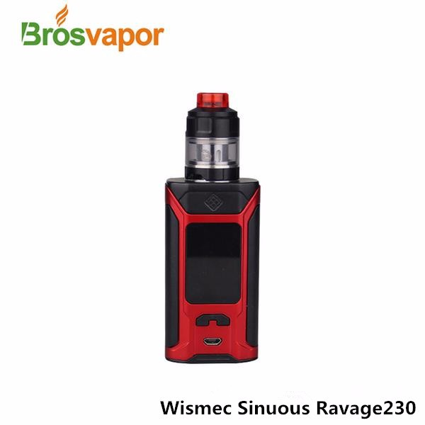 Wismec Sinuous Ravage230 2
