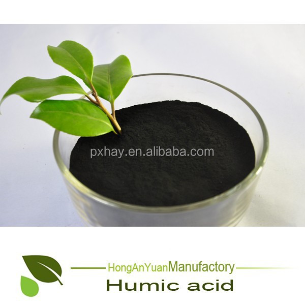 HAY Pingxiang manufacture high organic matter 90 water soluble Chem Humic Acid