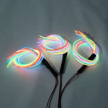 multicolor EL luminescence glowing wire 2018 hot selling
