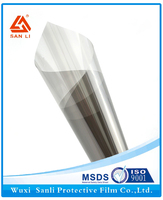 Factory supply pe window glass safety film