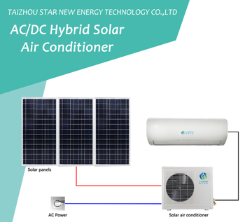 Factory best  price 12000btu 1.5TON  hybrid  solar air conditioner/ solar air conditioner  price in pakistan