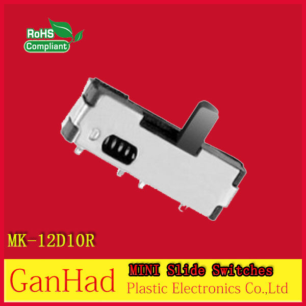 Mini Slide switch /SMD installation slide switch