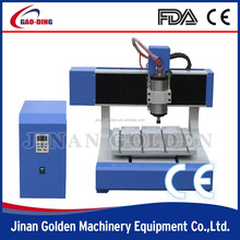 GT-1212 advertising cnc router for aluminium steel sheet cutting