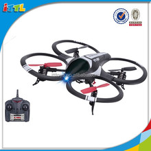 2.4G helicopter toy 4ch rc toy quadcopter intruder ufo camera