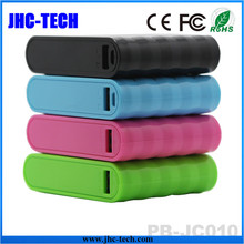 CE ROHS FCC Approved Colorful Luggage 7200/8000M/8800mah Power Bank Shenzhen Mobile Phone Accessories