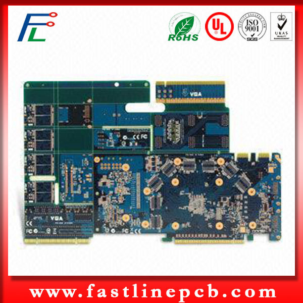 Customized prototype pcb assembly,smd pcba board