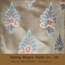 Home Textile,Sofa,Upholstery Use and Embroidered Fabric