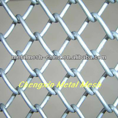 High reputation galvanized metallic mesh