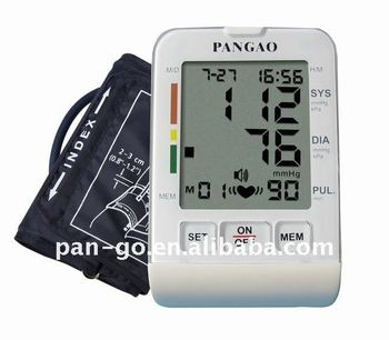 Electronic Blood Pressure Monitor PG-800A8