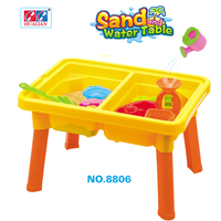 New Arrival Detachability Sand Beach Water Play Table With Toy Tools