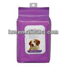 refreshing tissues/good touch pet antibacterial wipes