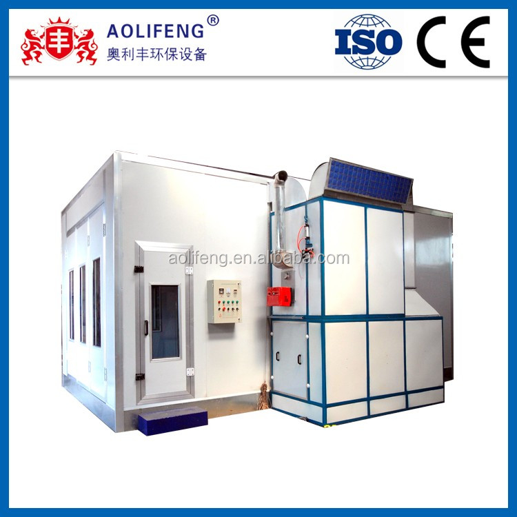 Factory price ce proved car spray paint baking booth