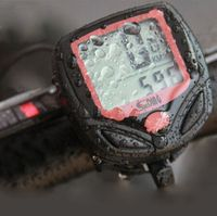 LCD Bike Bicycle Cycle Computer Odometer Speedometer NR 16 Function