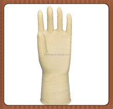 WJ73 85g White industrial latex gloves thick and strong hot selling quality industrial rubber gloves