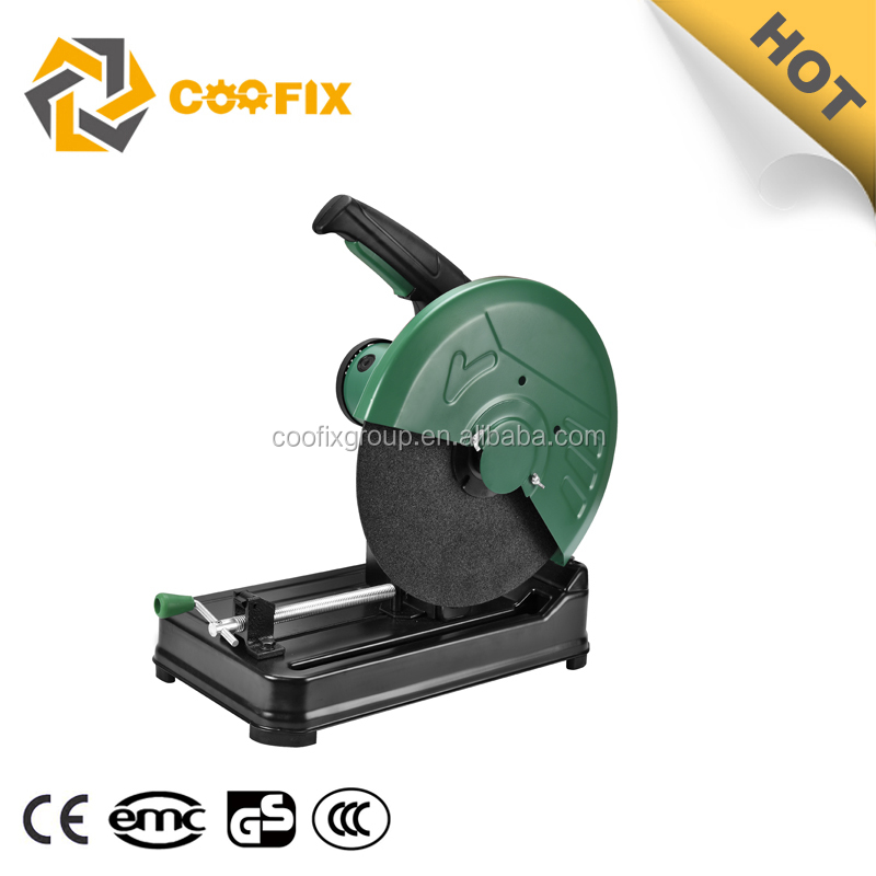 14inch 355mm 2200W cheaper price good quality cut off machine chop saw metal cutting saw 93554B