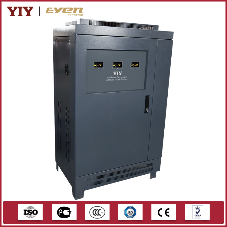 YIY Three Phase DSP Power Compensation Automatic Voltage Regulator