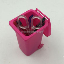 Cute Customize Plastic Pencil Holder