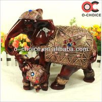 2015 elephant and women sex gift craft decoration for home