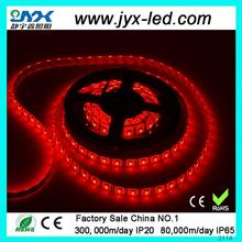 5m White 3528 SMD LED Flexible 300 LEDS Strip;waterproof by silicon coating,white PCB