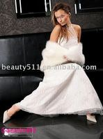 Wholesale elegant and charming wedding dress, bridal dress DE010