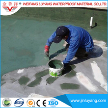 top quality Colorful PU waterproof coating for flat roof