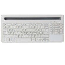 Mini Bluetooth Keyboard with Touchpad Wireless keybords For iPhone iPad Android windows customised B021
