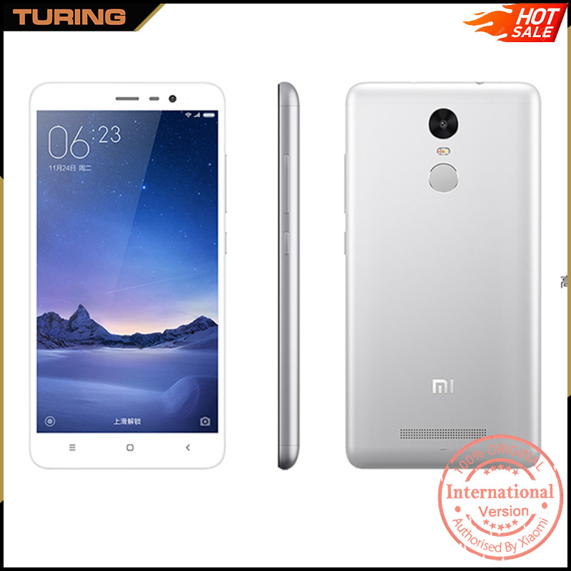 Xiaomi Redmi Red Mi Note 3 Note3 Pro Glx Ultra Slim Dual Sim Smartphone Mobile Phone 2GB 16GB or 3GB 32GB Android 6.0