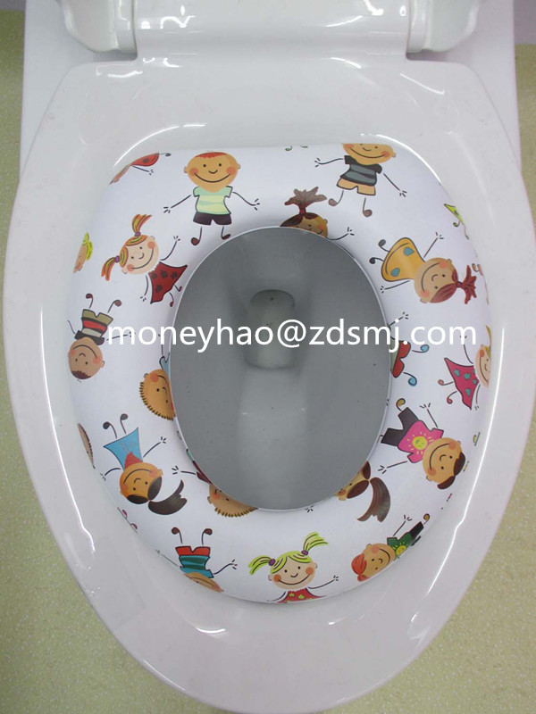 Comfortable Babi Product Baby Soft Toilet Seat Cover