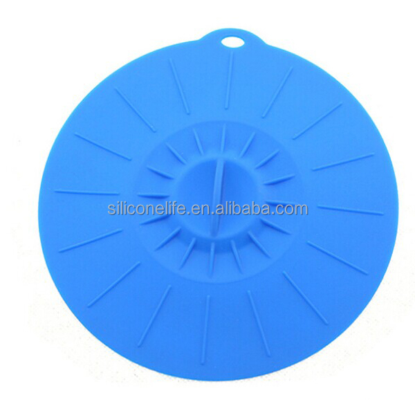 Eco-friendly Kitchen Tool Silicone Pot Mat