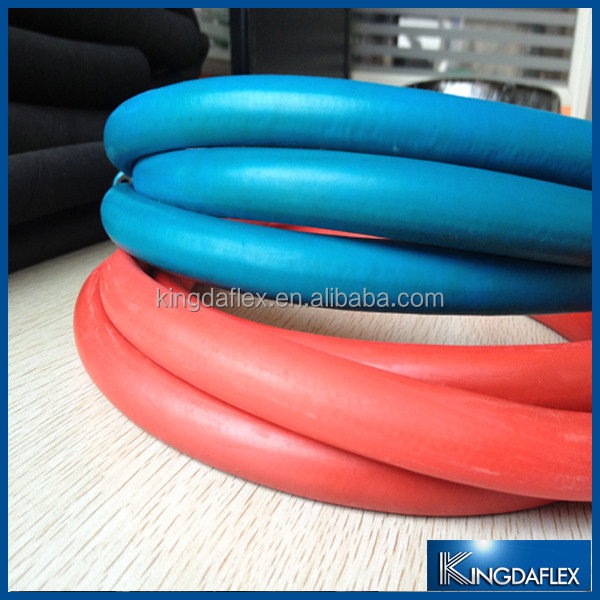 High Pressure Rubber and PVC Blended Air LPG Welding Hose with OEM service